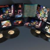 Marillion - Script For A Jester'S Tear (4LP)