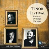 Pavarotti/domingo/carreras - Tenor Festival CD