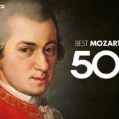 Mozart, W.a. - 50 Best Mozart 3CD