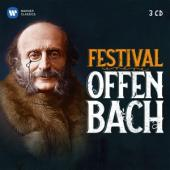 Offenbach, J. - Festival Offenbach 3CD