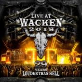 V/A - Live At Wacken 2018 (29 Years Louder Than Hell) (2DVD+2CD)