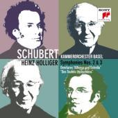Kammerorchester Basel & H - Schubert: Symphonies Nos. 2 & 3
