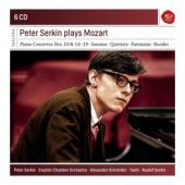 Serkin, Peter - Plays Mozart 6CD