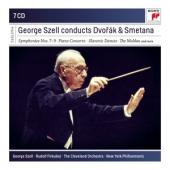 Szell, George - Conducts Dvorak & Smetana 7CD