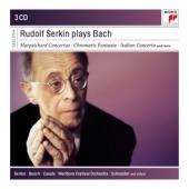 Serkin, Rudolf - Plays Bach 3CD