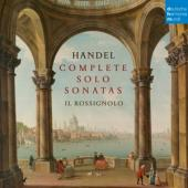 Handel, G.F. - Complete Solo Sonatas (Il Rossignolo) (4CD)