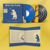 British Sea Power - Open Season  (Blue/Pict) (2LP)