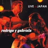 Rodrigo Y Gabriela - Live In Japan (2LP)