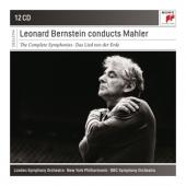 Bernstein, Leonard - Conducts Mahler (12CD)