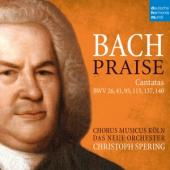 Spering, Christoph - Bach (Praise - Cantatas Bwv 26) (2CD)
