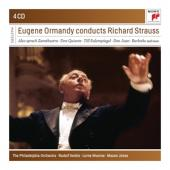 Ormandy, Eugene - Conducts Richard Strauss (4CD)