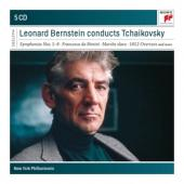 Bernstein, Leonard - Conducts Tchaikovsky (5CD)