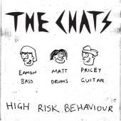 Chats - High Risk Behaviour (Piss Yellow Vinyl) (LP)