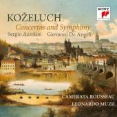 Azzolini, Sergio & Giovan - Kozeluch: Concertos And Sympho