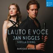Nigges, Jan & Baroque Ave - Flauto E Voce (Works By Telemann)