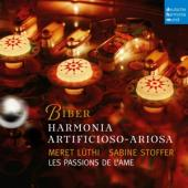 Les Passions De L'Ame - Biber: Harmonia Artificioso-Ar (2CD)