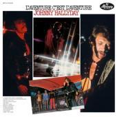 Hallyday, Johnny - L'Aventure C'Est L'Aventur (LP)