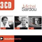Sardou, Michel - Master Serie Vol. 1, 2 & 3 (3CD)