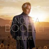 Bocelli,Andrea - Believe [Del.Ed.]