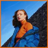 FROUKJE - Licht En Donker (LP) (Orange Vinyl)