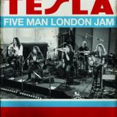 Tesla - Five Man London Jam (BLURAY)