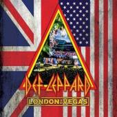 Def Leppard - London To Vegas (2DVD+4CD)