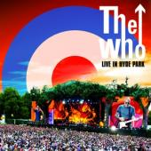Who - Live In Hyde Park (Red, Blue & White Vinyl) (3LP)