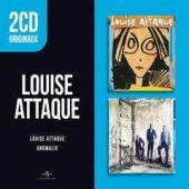 Louise Attaque - Louise Attaque / Anomalie (2CD)