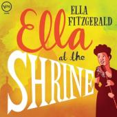Fitzgerald, Ella - Ella At The Shrine - Live LP
