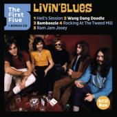 Livin' Blues - First Five 6CD