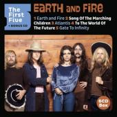 Earth & Fire - First Five 6CD
