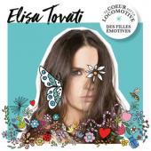 Tovati, Elisa - Le Coeur Est La Locomotive Des Filles Emotives CD