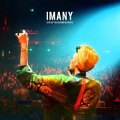 Imany - Live At The Casino De Paris (LP)