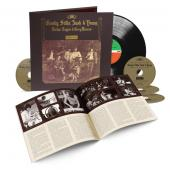CROSBY, STILLS, NASH & YOUNG - Deja Vu- 50th Anniversary (1LP+4CD)