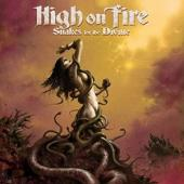 High On Fire - Snakes For The Divine (Glow In The Dark Red Splatter Vinyl) (2LP)