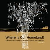 Slepovitch, Zisl/Sasha Lu - Where Is Our Homeland? (LP)