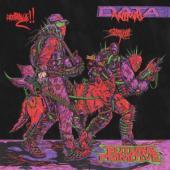 Data Animal - Future Primitive (Red Vinyl) (LP)