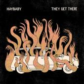 Haybaby - They Get There (Metallic Gold Vinyl) (LP)