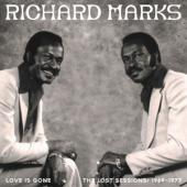 Marks, Richard - Love Is Gone (The Lost Sessions: 1969-1977) (2CD)