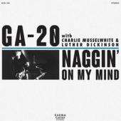 Ga-20 - Naggin' On My Mind (Blue) (7INCH)