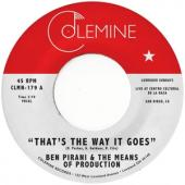 Pirani, Ben - That'S The Way It Goes (7INCH)