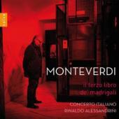 Concerto Italiano Rinaldo Alessandr - Il Terzo Libro De Madrigali