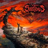 Solothus - Realm Of Ash And Blood (Clear Red Vinyl) (LP)