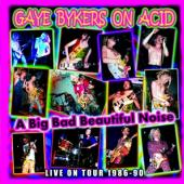 Gaye Bykers On Acid - A Big Bad Beautiful Noise (Live On Tour 1986-90)