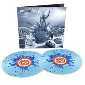 Helloween - My God-Given Right (Blue Splatter Vinyl) (2LP)