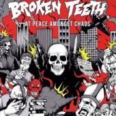 Broken Teeth Hc - At Peace Amongst Chaos (LP)