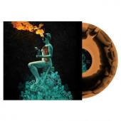 Irist - Order Of The Mind (Orange & Black Swirl Vinyl) (LP)