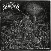 Demiser - Through The Gate Eternal (Hellfire Red Vinyl) (LP)