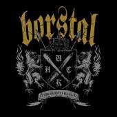 Borstal - At Her Majesty'S Pleasure (Gold Vinyl) (LP)