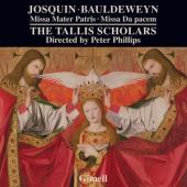 Tallis Scholars Peter Phillips - Missa Mater Patris Missa Da Pacem